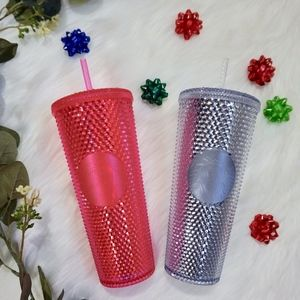Starbuck Holiday Tumbler 2019 (2) SOLD OUT